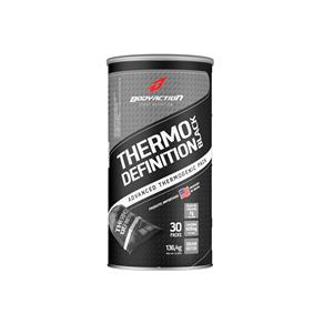 Thermo Definition Black 30 Packs - Body Action - SEM SABOR - 30 PACKS