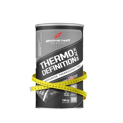 Thermo Definition Black - 30 Packs - Body Action