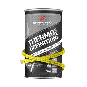 Thermo Definition Black 30 Packs - BodyAction