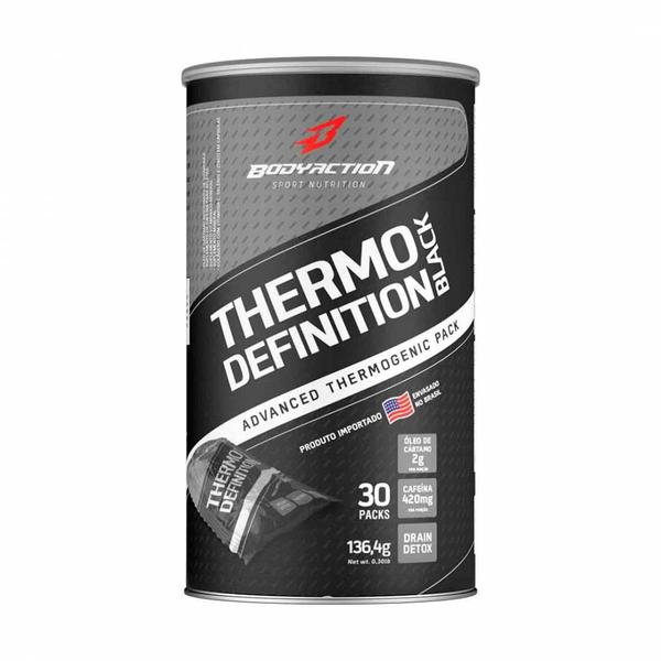 THERMO DEFINITION BLACK 30 PACKS Bodyaction