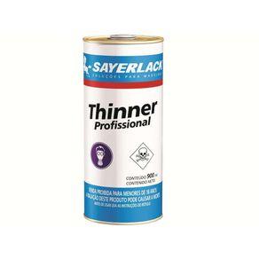 Thinner 0,9lts 4288 Sayerlack