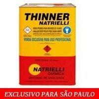 ~~> Thinner 8100 18L Natrielli