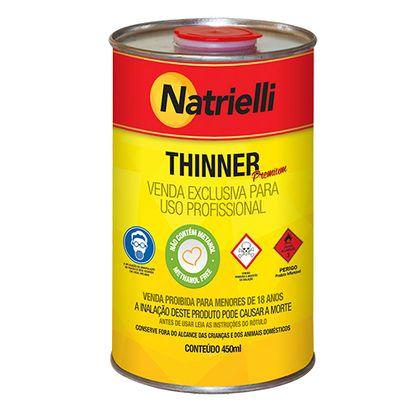 Thinner 8100 450 Ml - Natrielli