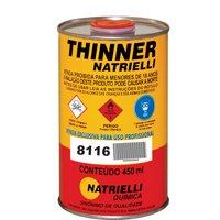 -> Thinner 8116 450Ml - Natrielli
