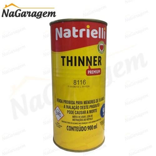 Thinner 8116 900Ml - Natrielli