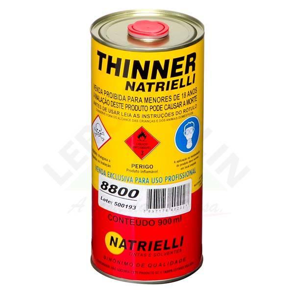 Thinner 8800 Natrielli 0,9L