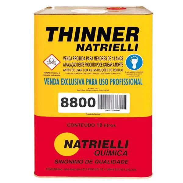 Thinner 8800 Natrielli 18L