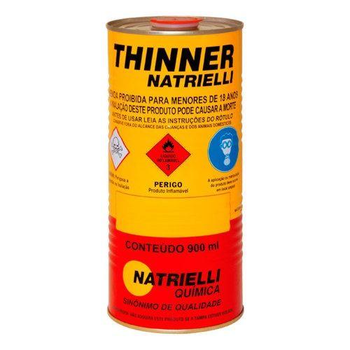 Thinner 900 Ml - Natrielli