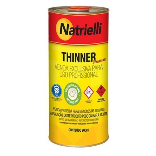 Thinner Natrielli 8116 0,9 Litro
