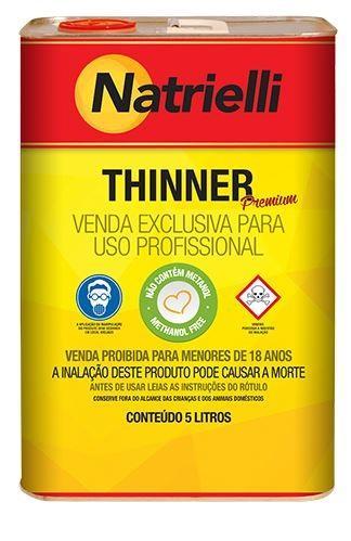Thinner Natrielli 8116 5 Litros