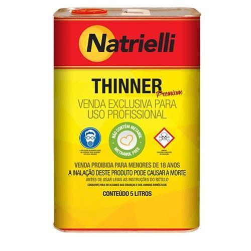 Thinner Natrielli 8137 5 Litros