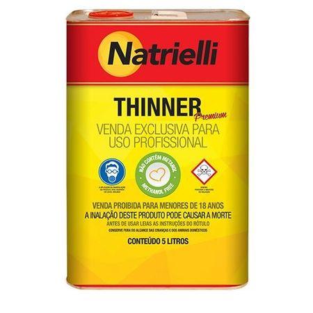 Thinner Natrielli 8116 5 Litros 5 Litros