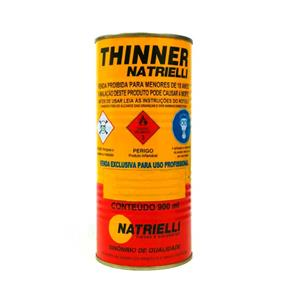 Thinner Natrielli 900Ml - 8800
