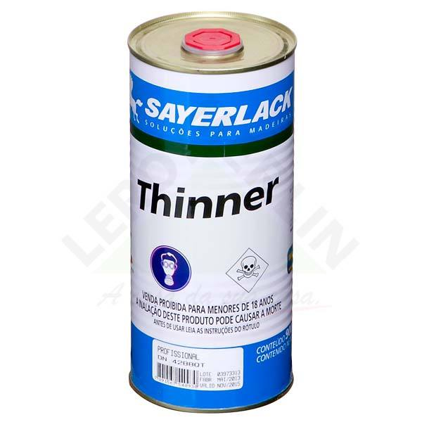 Thinner Sayerlack 0,9L