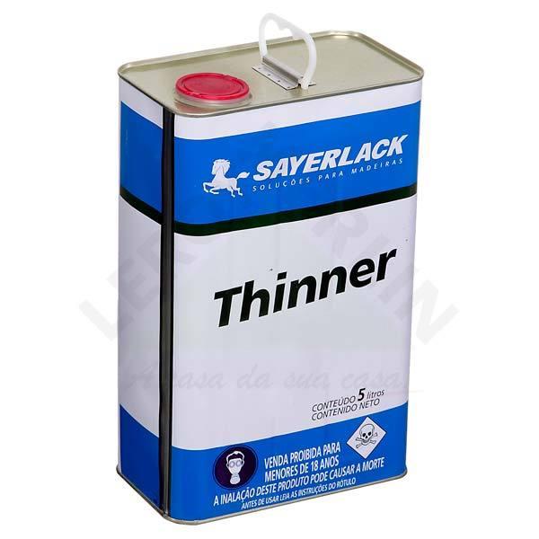 Thinner Sayerlack 5L
