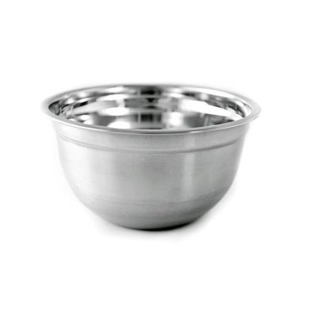 Tudo sobre 'Tigela Inox 22cm Mixing Bowl - Gourmet Mix'