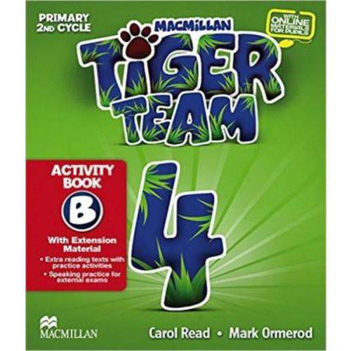 Tudo sobre 'Tiger Team 4b Ab'