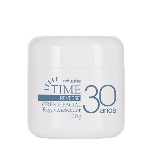 Time Reverse – Creme Facial Rejuvenescedor 30 Anos 100 G