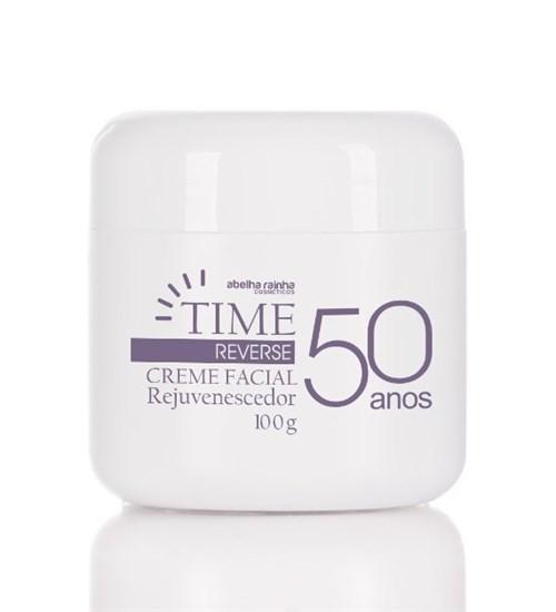 Time Reverse – Creme Facial Rejuvenescedor 50 Anos 100 G