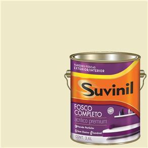 Tinta Acrilica Fosca Premium Suvinil Luz de Inverno 3,6L.
