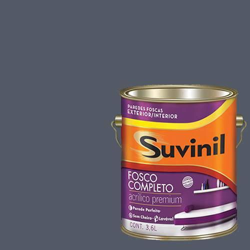 Tinta Acrilica Fosca Premium Suvinil Proa 3,6L.
