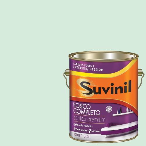Tinta Acrilica Fosca Premium Suvinil Pufe 3,6l.