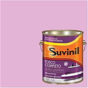 Tinta Acrilica Fosca Premium Suvinil Purpurina 3,6L.