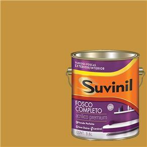 Tinta Acrilica Fosca Premium Suvinil Quentão 3,6L.