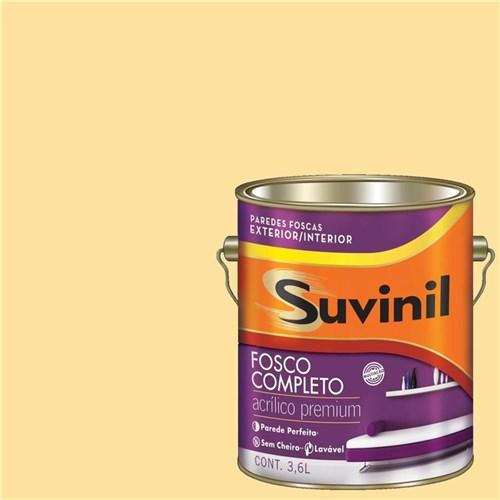 Tinta Acrilica Fosca Premium Suvinil Realeza 3,6L.
