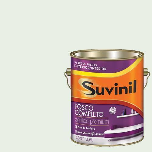Tinta Acrilica Fosca Premium Suvinil Seda 3,6l.