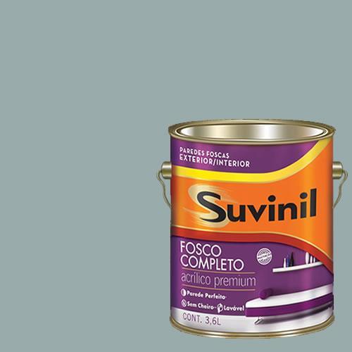 Tinta Acrilica Fosca Premium Suvinil Segredo 3,6l.