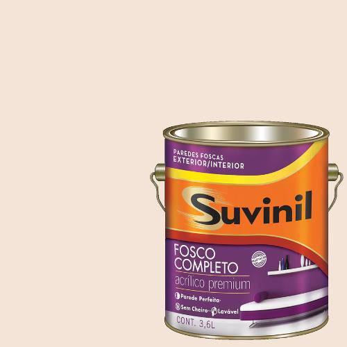 Tinta Acrilica Fosca Premium Suvinil Serpentina 3,6l.