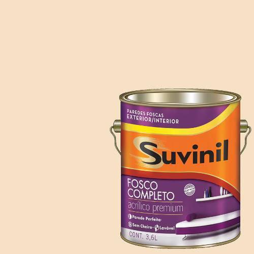 Tinta Acrilica Fosca Premium Suvinil Sininho 3,6l.