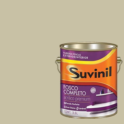 Tinta Acrilica Fosca Premium Suvinil Sisal 3,6l.