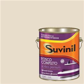 Tinta Acrilica Fosca Premium Suvinil SolstíCio 3,6L.