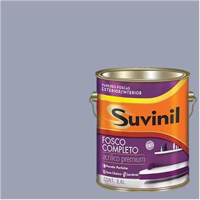 Tinta Acrilica Fosca Premium Suvinil Stratus 3,6L.