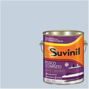 Tinta Acrilica Fosca Premium Suvinil Tranquilidade 3,6L.