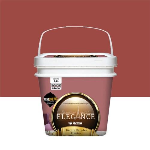 Tudo sobre 'Tinta Acrílica Fosco Decora Paredes Premium Vinho 2,5L Elegance'
