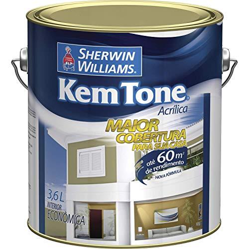 Tinta Acrílica Kem Tone Marfim 3,6 Litros