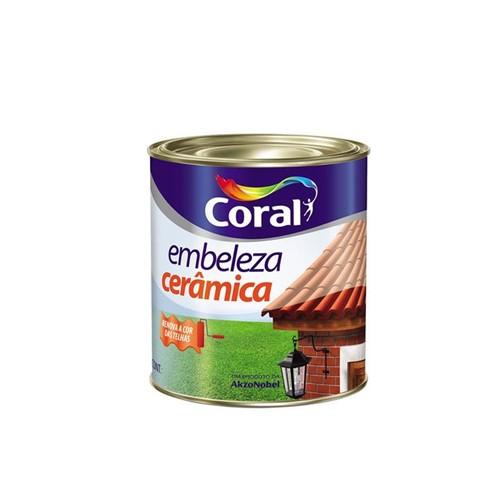 Tudo sobre 'Tinta Embeleza Cerâmica 3,6L - Coral - Coral'