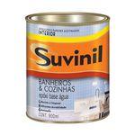 Tinta Epóxi Acetinado Premium Branco Suvinil 0,9L