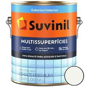 Tinta Esmalte Epóxi Base Água Multissuperficies 3,6L- Suvinil