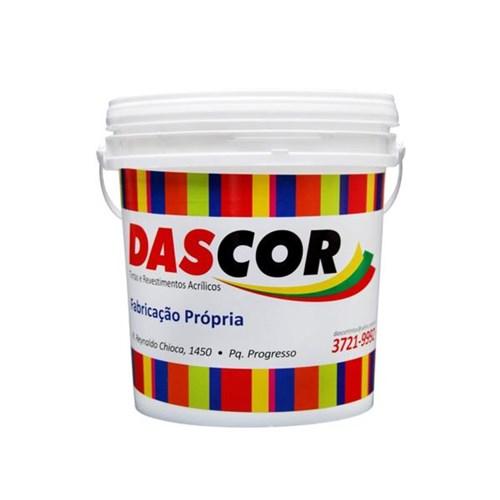 Massa Acrílica Dascor 3.6L