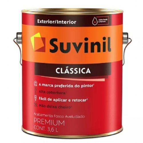 Tinta Látex Fosco Clássica Maxx Premium Camurça 3,6l Suvinil