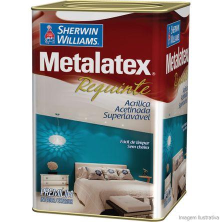 Tudo sobre 'Tinta Metalatex Superlavável Acrílica 18L Branco Sherwin Williams'