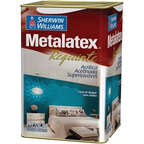 Tinta Metalatex Superlavável Acrílica 18L Sherwin Williams Sherwin Willians