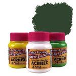 Tinta Plástica PVA - 37ml - Verde Musg - 513 - Acrilex