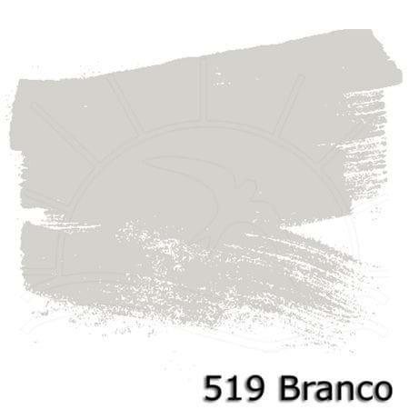 Tinta PVA Fosca para Artesanato 500ml 519 - Branco