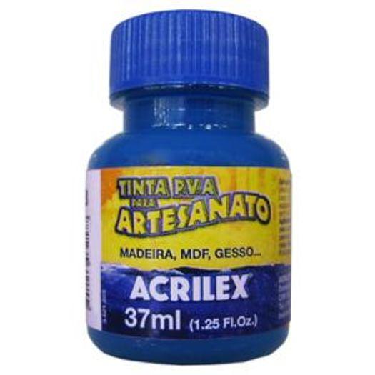 Tinta Pva Plástica 37ml Azul Turquesa 501 Acrilex