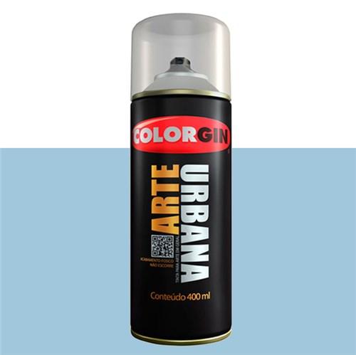 Tinta Spray Fosco Arte Urbana Azul Chuva 400ml Colorgin